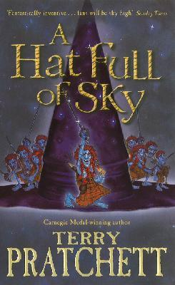 Hat Full of Sky, A (Tiffany Aching: A Story of Discworld #2)