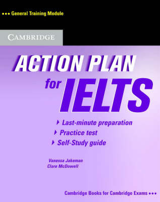 Action Plan for IELTS Self-study Student's Book General Training Module