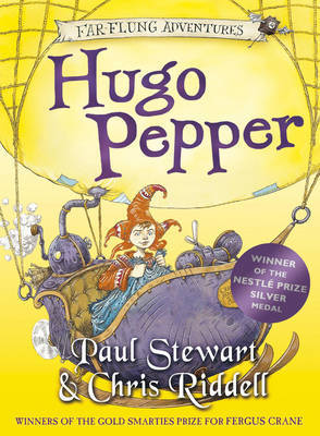 Hugo Pepper (Far-Flung Adventures #3)