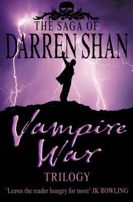 Vampire War Trilogy (Darren Shan Bindup #7-9)
