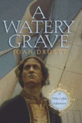 A Watery Grave (A Wiki Coffin Adventure Book 1)
