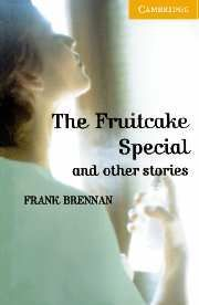 The Fruitcake Special and Other Stories - Level 4 Intermediate Book with Audio CDs (2) Pack
