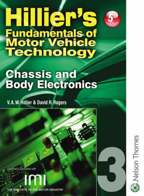 Fundamentals of Motor Vehicle Technology - Book 3: Chassis & Body Electronics(opus)