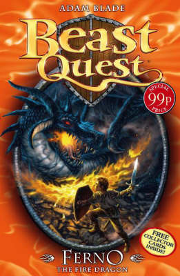 Beast Quest #1 : Ferno the Fire Dragon