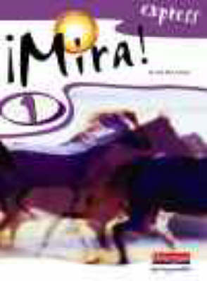 Mira Express 1 Pupil book