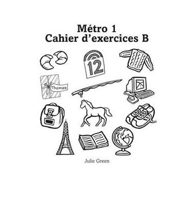 Metro 1: Workbook B (Pack of 8) - Euro Edition