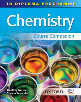 Chemistry for the IB Diploma Course Companion
