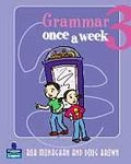 Grammar Once a Week 3 ~