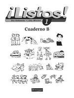 Listos 1: Workbook B (Pack of 8)