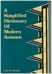 A Simplified Dictionary of Modern Samoan