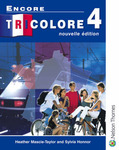 Encore Tricolore 4 Nouvelle Edition Students Book