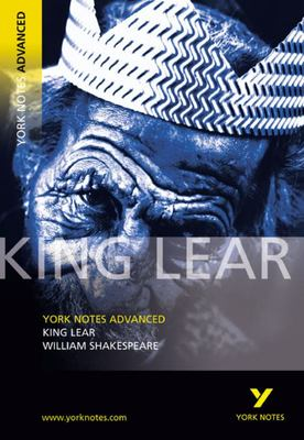 York Notes Advanced - King Lear