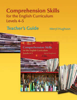 Comprehension Skills for the English Curriculum Levels 4-5: Teacher's Guide