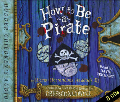How to be a Pirate (Hiccup #2 CD)