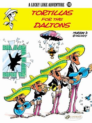 Tortillas for the Daltons (Lucky Luke #10)