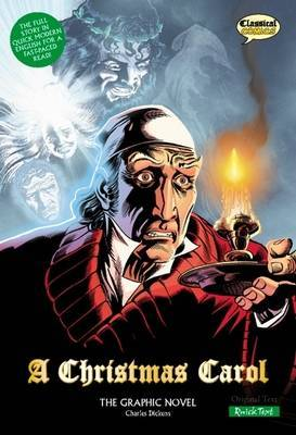 A Christmas Carol: The Graphic Novel: Quick Text