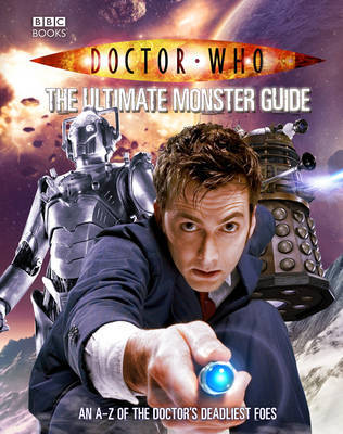 """""""Doctor Who"""": The Ultimate Monster Guide"""