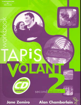 Tapis Volant 2 workbook + CD 2nd Edition~