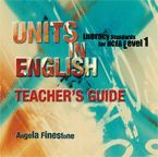 Units in English: Teacher's Guide