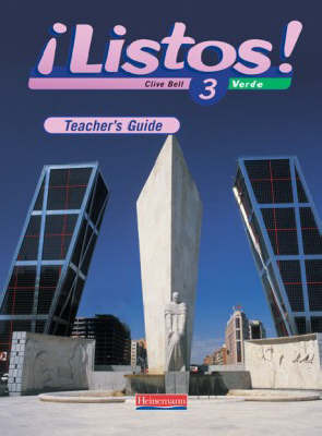 Listos 3: Verde Teachers Book