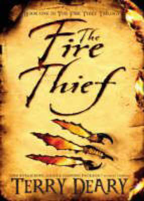 Fire Thief (The Fire Thief Trilogy Book 1)