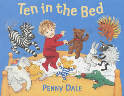 Ten in the Bed - BB Out of Print