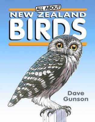Birds (All About New Zealand...)