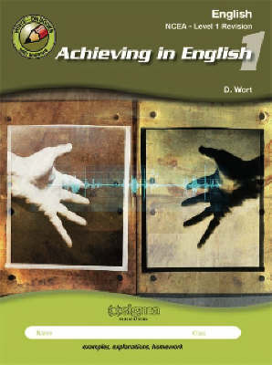 Achieving in English 1 - NCEA Level 1