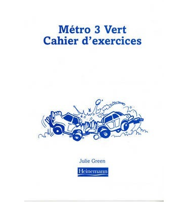 Metro 3 Vert: Workbook (Pack of 8) - Euro Edition
