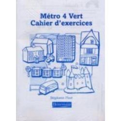 Metro 4 Vert Workbook (Pack of 8)