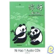 Ni Hao 1 Introductory Level Audio Cds