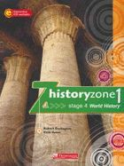 Heinemann History Zone 1(Stage 4)  World History Student Pack Textbook and Student CD