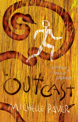 Outcast (Chronicles of Ancient Darkness - Volume 4) H/B