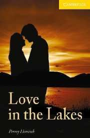 Love in the Lakes - Level 4 Intermediate Book with Audio CDs (2) Pack