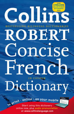 Collins Concise French Dictionary