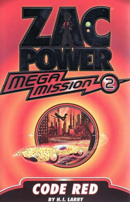 Code Red (Zac Power Mega Mission #2)
