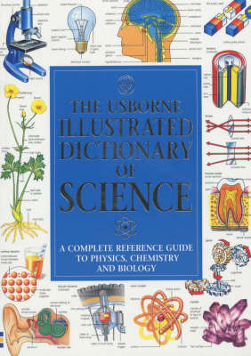 Usborne Illustrated Dictionary of Science - New ISBN 9780746087145
