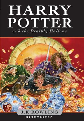 Harry Potter and the Deathly Hallows (#7)