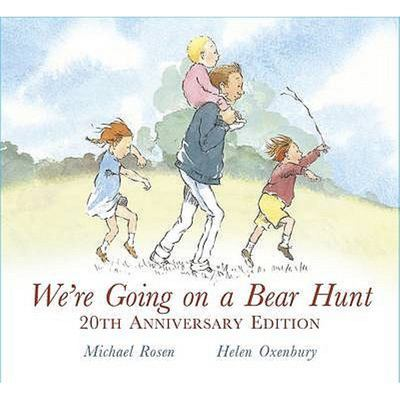 We're Going on a Bear Hunt 20th Anniversary Edition
