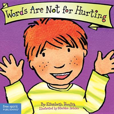 Words Are Not for Hurting (Board)
