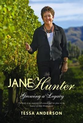 Jane Hunter: Growing a Legacy