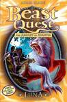 Luna the Moon Wolf (Beast Quest: The Amulet of Avantia #22)