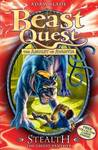 Stealth the Ghost Panther (Beast Quest: The Amulet of Avantia #24)