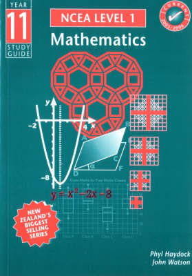 Mathematics Year 11 Study Guide (NCEA Level 1)