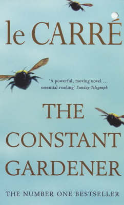 The Constant Gardener - out of print