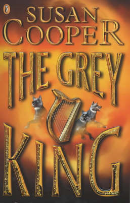 The Grey King (Dark is Rising Sequence #4)