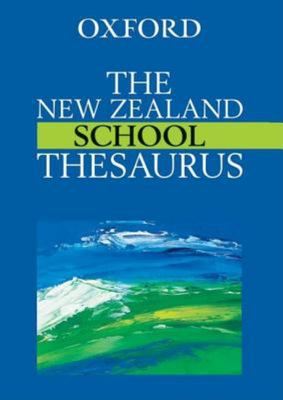The New Zealand Oxford School Thesaurus