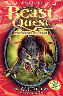 Muro the Rat Monster (Beast Quest: The World Of Chaos #32)