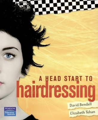 A Head Start to Hairdressing: Book + CD-ROM