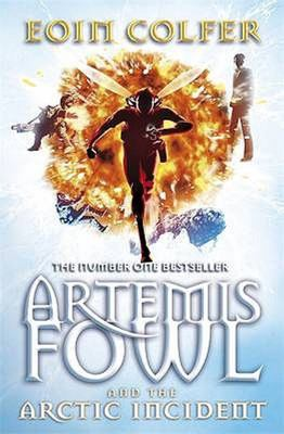 Artemis Fowl and the Arctic Incident (#2)